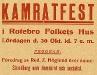Bild 06. Strindberg som demokrat och socialist, 1920